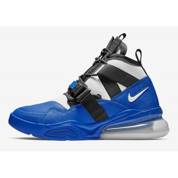 Nike Air Force 270 Utility Blue Shoes AQ0572-400