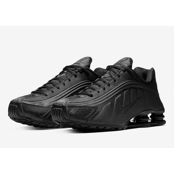 Nike Shox R4 Black/Black-Black Shoes BV1111-001