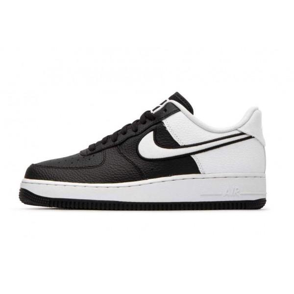 Nike Air Force 1 '07 LV8 Black/White Shoes AO2439-...