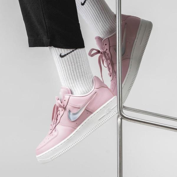 Nike Air Force 1 '07 Premium Pink Shoes AH6827-500
