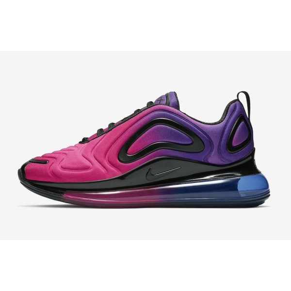 """Nike WMNS Air Max 720 """"Sunset"""" Red Purpl..."""