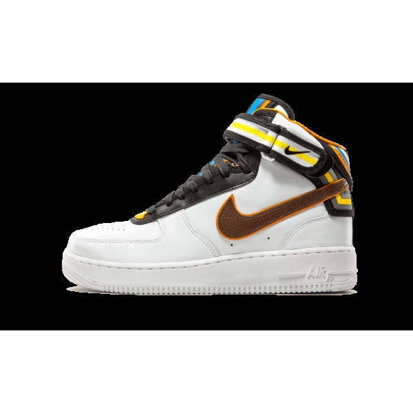 Nike Air Force 1 Mid SP/Tisci Blanche/Baroque Marr...