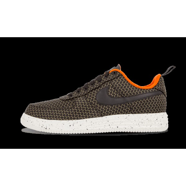 Nike Lunar Force 1 UNDFTD SP Noir/Medium Olive 652...
