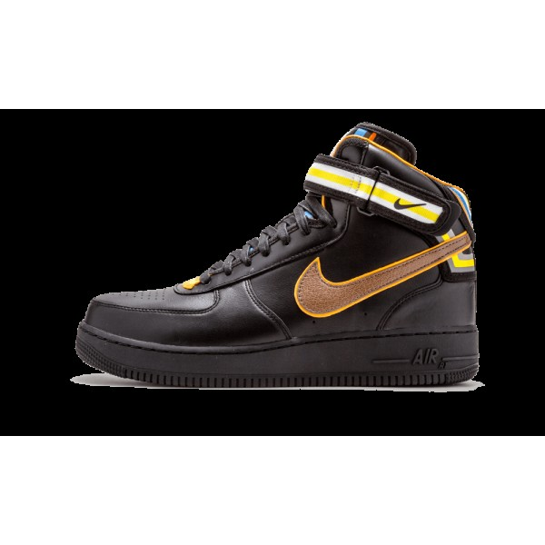 Nike Air Force 1 Mid SP/Tisci Noir/Baroque Marron ...