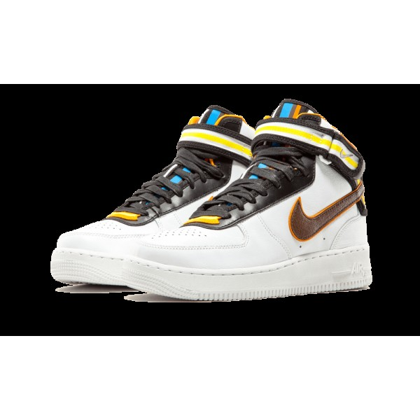 Nike Air Force 1 Mid SP/Tisci Blanche/Baroque Marron 677130-120