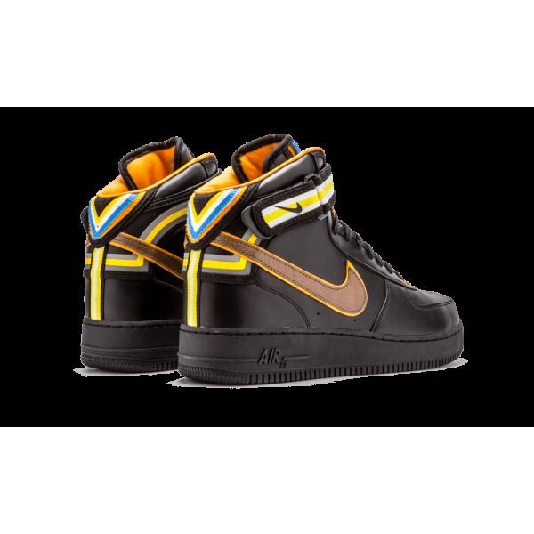 Nike Air Force 1 Mid SP/Tisci Noir/Baroque Marron 677803-020