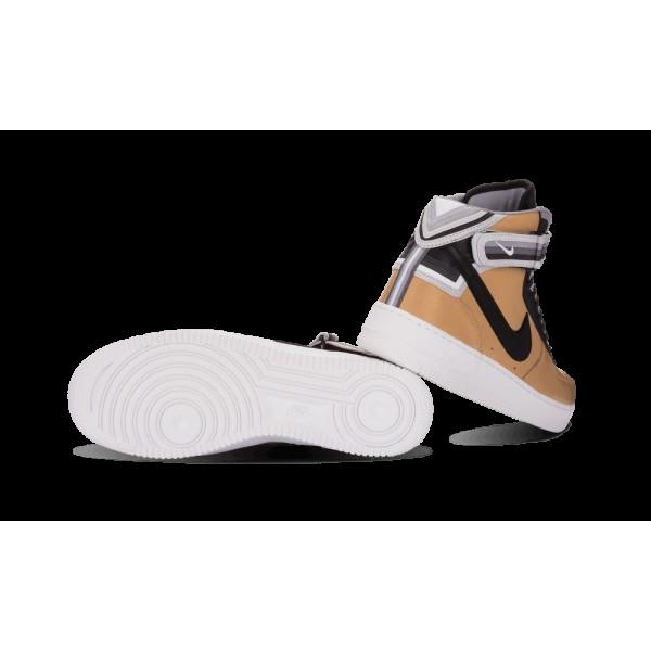 Nike Air Force 1 Mid SP Tisci Vachetta Tan/Noir 677130-200