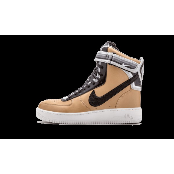 Nike Air Force 1 Hi SP Tisci Vachetta Tan/Noir 669...
