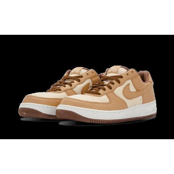 Nike Air  Force 1 Natural/Underbrush/Acorn 624040-121