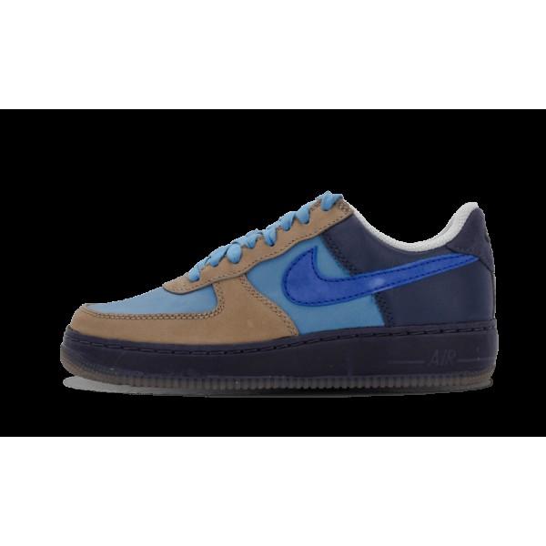Nike Air Force 1 Low IO Premium Harbor Bleu/Sport ...