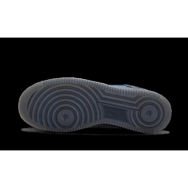 Nike Air Force 1 Low IO Premium Harbor Bleu/Sport Royal/Soft Gris 313213-441