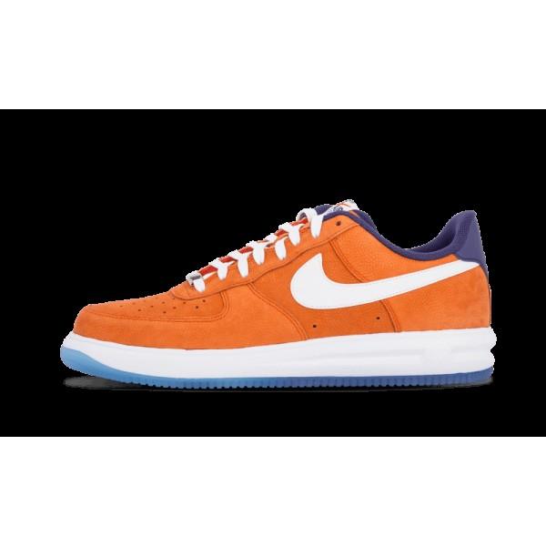 Nike Lunar Force 1 14 WC QS Team Orange/Blanche/Lo...
