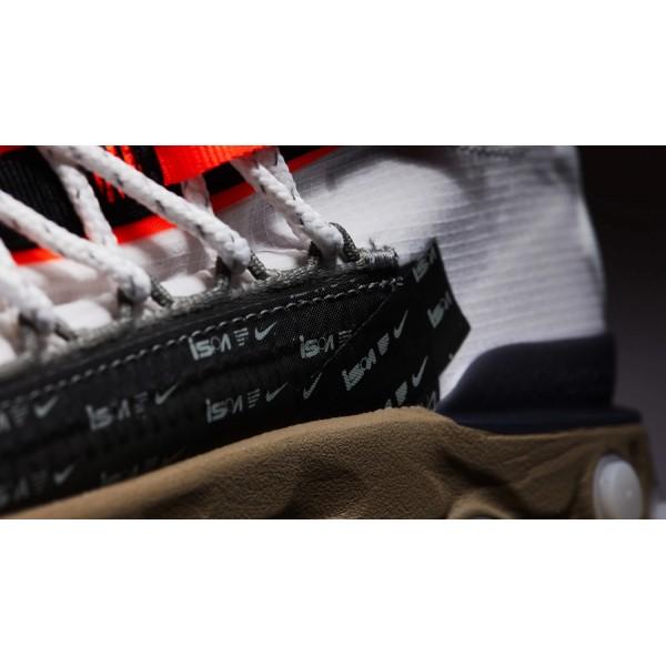 Nike React WR ISPA Summit White/Royal Blue Shoes AR8555-100