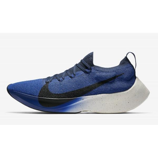 Nike Vapor Street Flyknit Deep Royal Noir Chaussur...