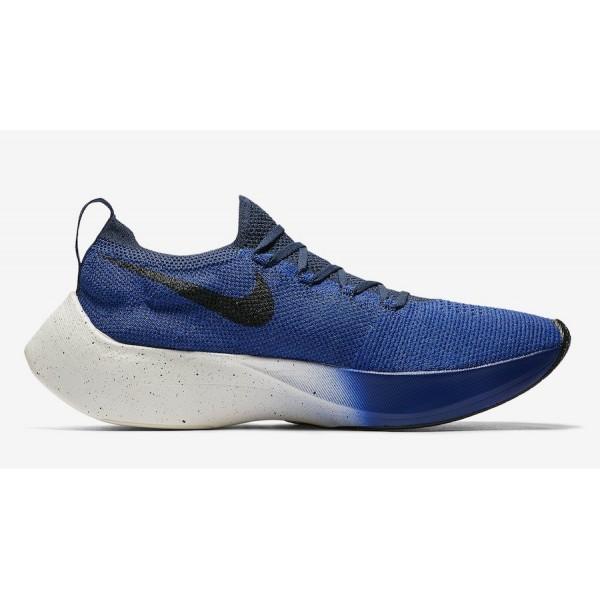 Nike Vapor Street Flyknit Deep Royal Noir Chaussures Homme AQ1763-400