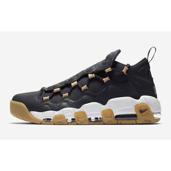 "Nike Air More Money ""Brooklyn"" Oil Gris ..."