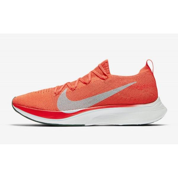 Nike Zoom VaporFly 4% Flyknit Bright Crimson Chaus...
