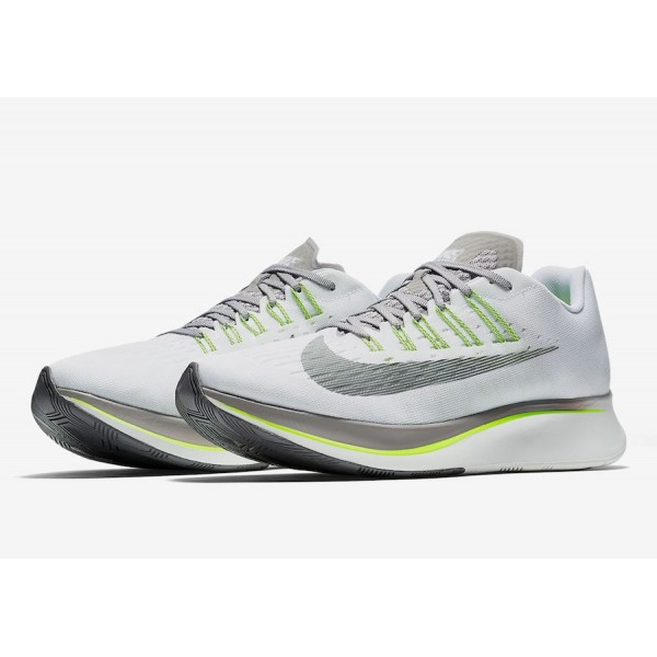 Nike Zoom Fly Atmosphere Gris Volt Chaussures Homme 880848-101