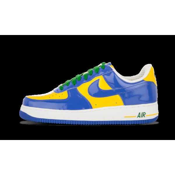 "Nike Air Force 1 Premium ""Brazil World Cup&qu..."