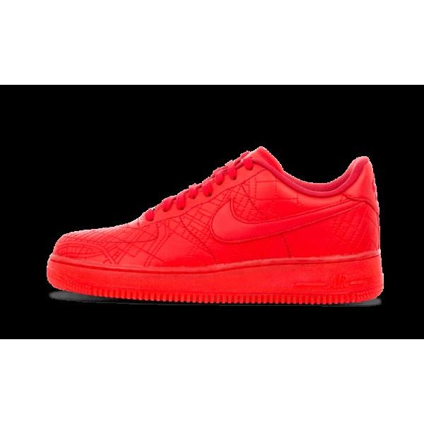 Nike Femme Air Force 1 07 FW QS Université Rouge ...
