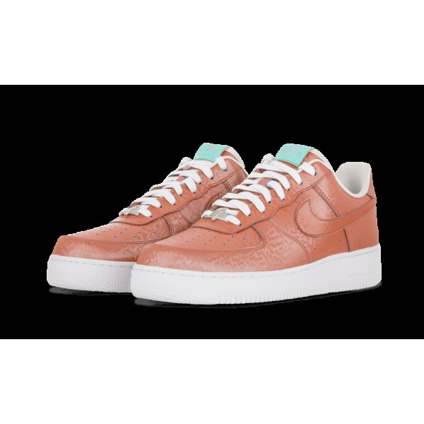 Nike Air Force 1 Low Liberty Icons Rust Lime 812297-800