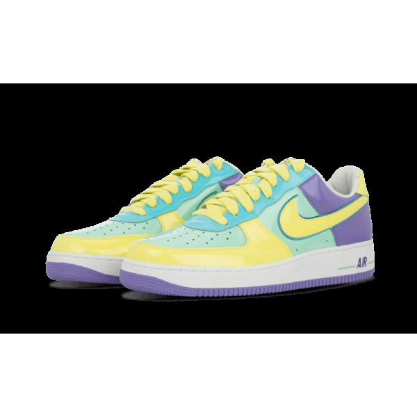 Nike Air Force 1 Premium Easter Egg Mint Lemon Frost 312945-371