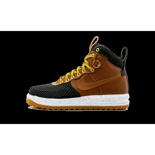Nike Lunar Force 1 Duckboot 805899-004 NSW Casual ...