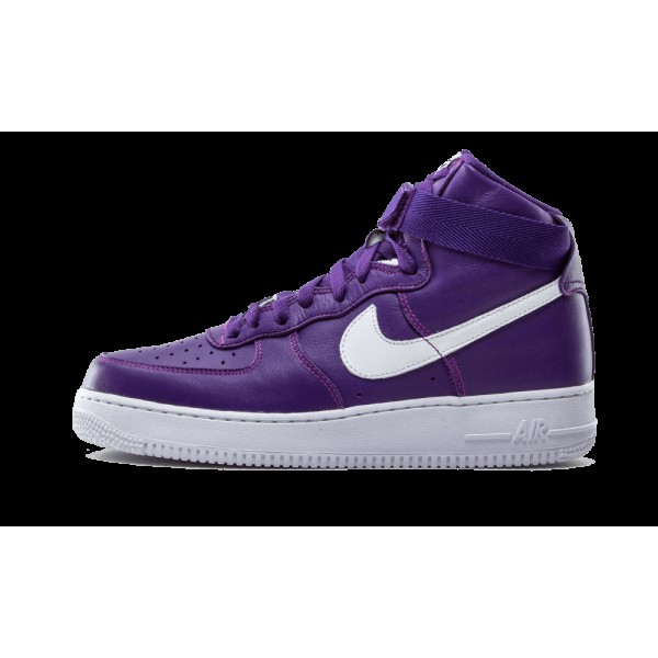 Nike Lab X Air Force 1 High Retro QS Varsity Pourp...
