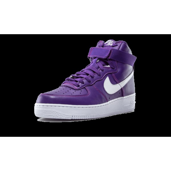 Nike Air Force 1 Low Ultra Flyknit Regular Chaussure de Homme Noir/Bright Crimson/Court Pourpre 826577-001