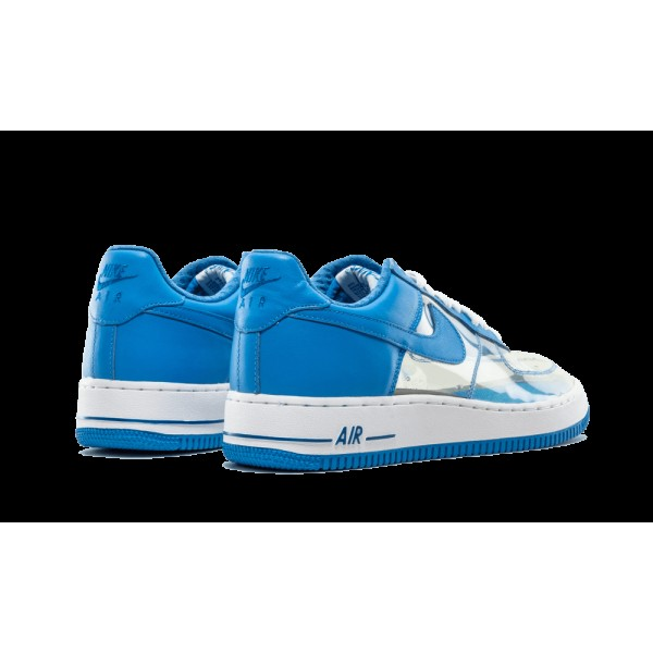 313641-941 Nike Homme Air Force 1 Low Premium Fantastic Invisible