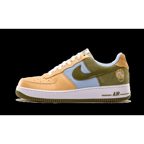 Nike Air Force 1 Premium Homme 316892-831 Kool Bob...