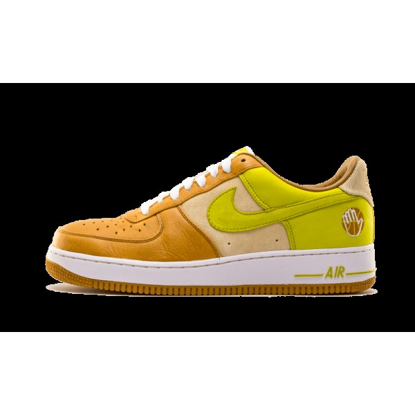 316892-731 Nike Air Force 1 Premium Blé de Bobbit...