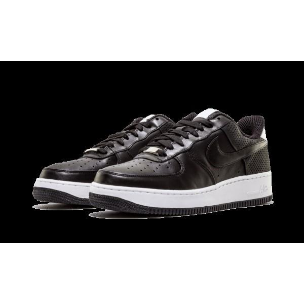 """Nike Air Force 1 Premium 07 """"Hiroshi"""" 316892-003 Noir/Blanche"""