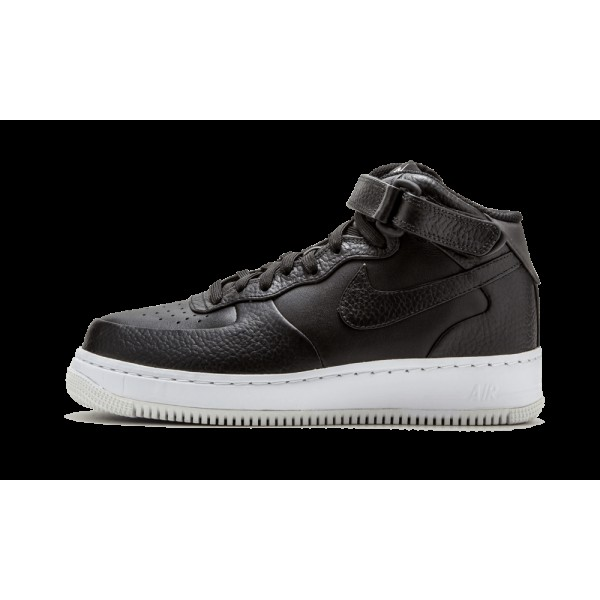 Nike Air Force 1 Mid CMFT SP Team Orange/Noir 7181...