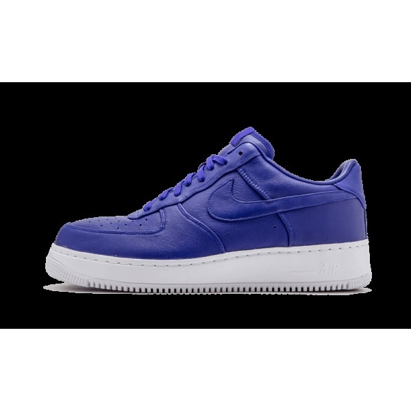 Nike Air Force 1 Low Concord Blanche Chaussure de ...