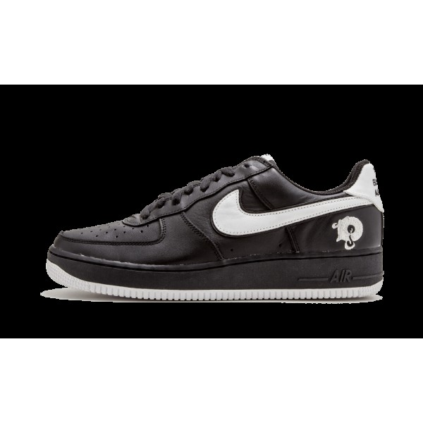 "Nike Air Force 1 Noir/Blanche ""The Noir Album..."
