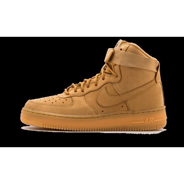 Nike Air Force 1 High Premium Chaussures de Femme ...