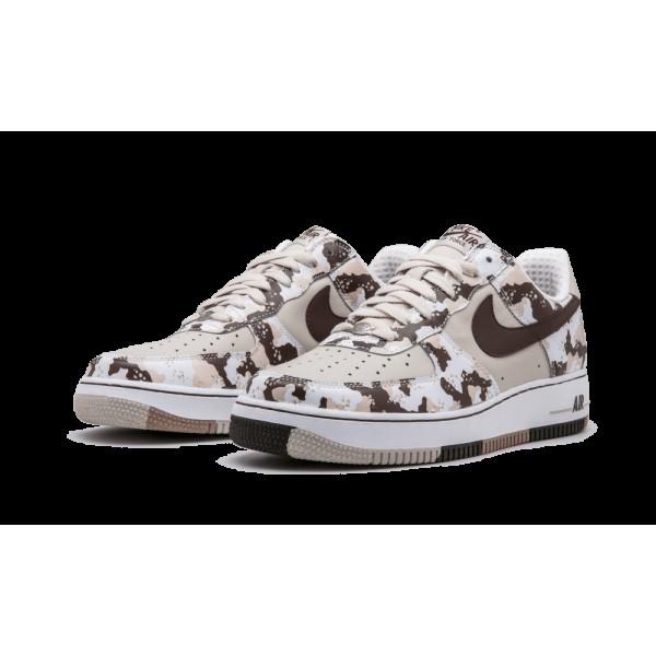 Nike Air Force 1 Premium Bouleau/Chocolat léger/Os/Blanche 313641-221