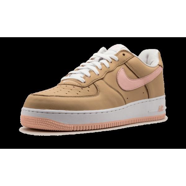 Ronnie Fieg X Nike Air Force 1 Low Kith Linen 845053-201