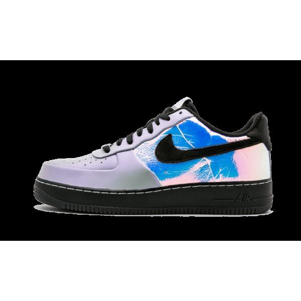 Nike Air Force 1 Low CMFT PRM Blanche/Noir 579941-...
