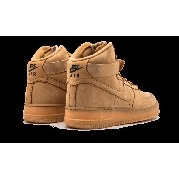 Nike Air Force 1 High '07 LV8 WB Flax/Outdoor Vert/Gum/Marron Clair 882096-200