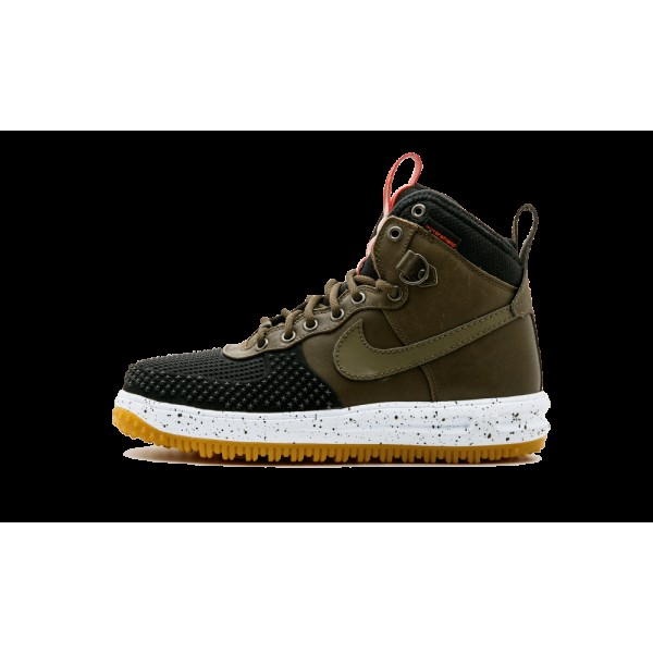 Nike Lunar Force 1 Duckboot Noir Loden Watershield...