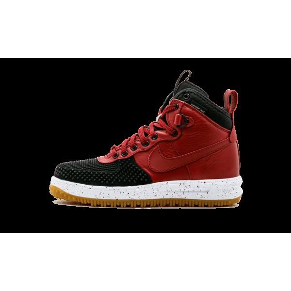 Nike Homme Lunar Force 1 Duckboot (805899-002) Noi...