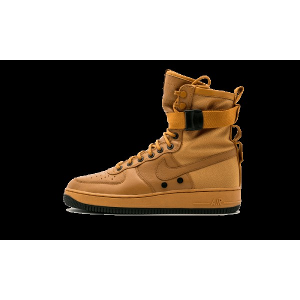 857872-700 Femme Nike SF Air Force 1 Chaussure Des...