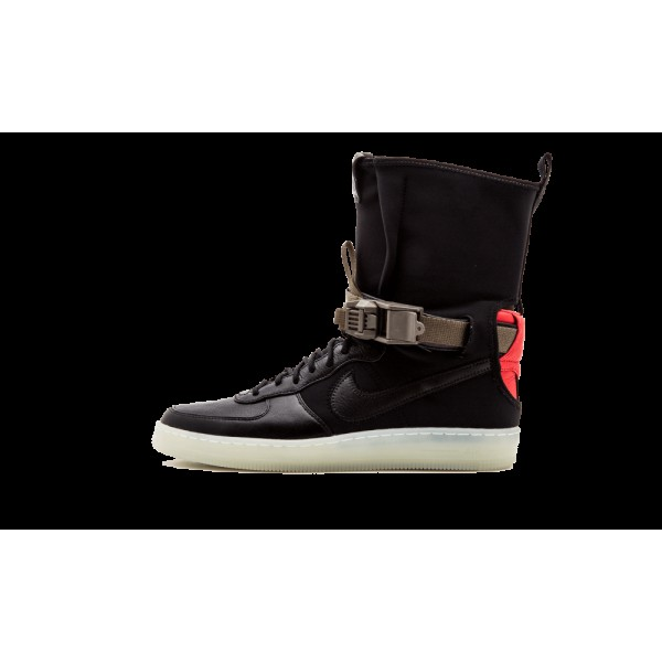 Nike Af1 Downtown Hi SP Acronym Noir Air Force 1 6...