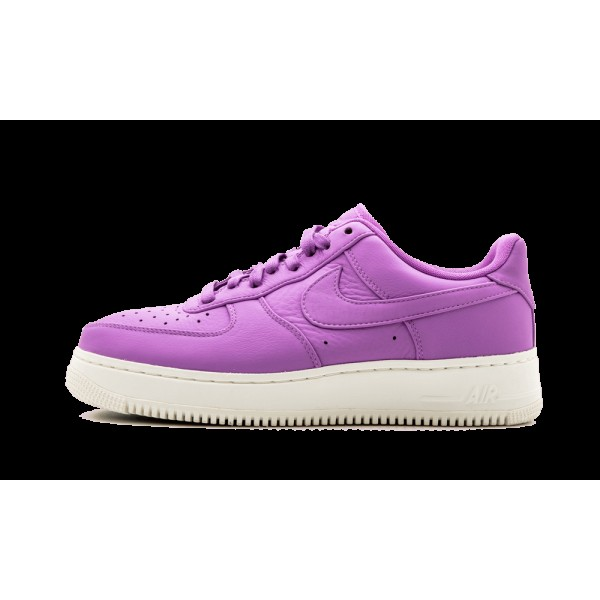 Nike Homme Lab Air Force 1 Low Pourpre/Stardust 90...