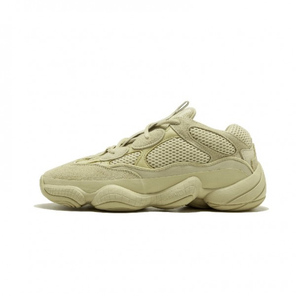 Adidas Yeezy 500 Super Moon Yellow Chaussures DB29...
