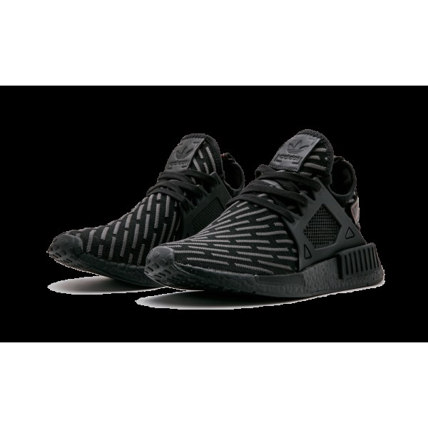 Adidas Homme NMD XR1 Triple Noir BA7214