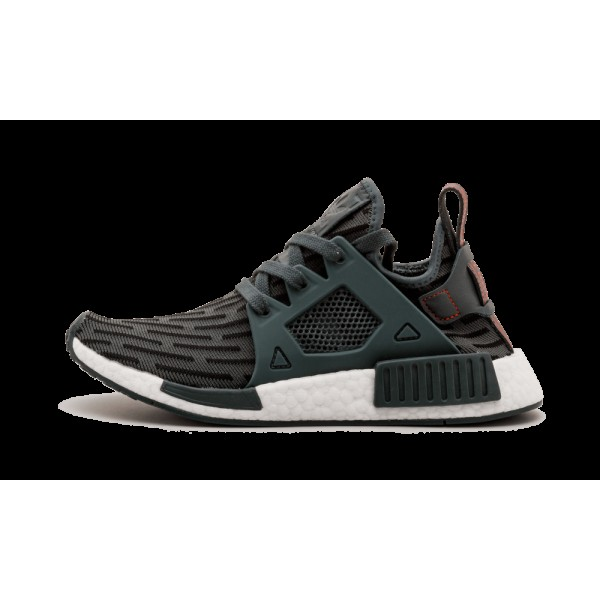 Adidas NMD_XR1 PK Femme Utility Ivy/Core Rouge BB2...