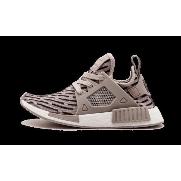 Adidas NMD_XR1 PK Femme Clear Granite/Core Rouge B...